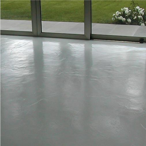 Gallery of pavimenti resina grigio with pavimenti in resina per interni - Pavimenti in cemento per interni pro e contro ...